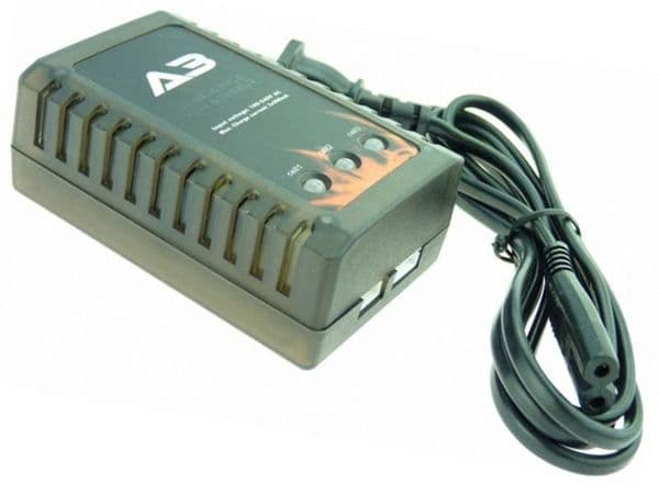 A3UK LiPo Battery Balance Charger   Himoto RC Spares & Parts   TOY&MODELSTORE